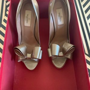Valentino Shoes - Women's Valentino Pump peep toe
